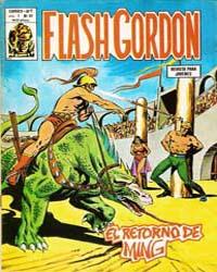 Flash Gordon : Vol. 1, Issue 37 Volume Vol. 1, Issue 37 by Raymond, Alex
